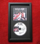 THE WHO - THE KIDS ARE ALRIGHT CD Disc MEMORABILIA presentation